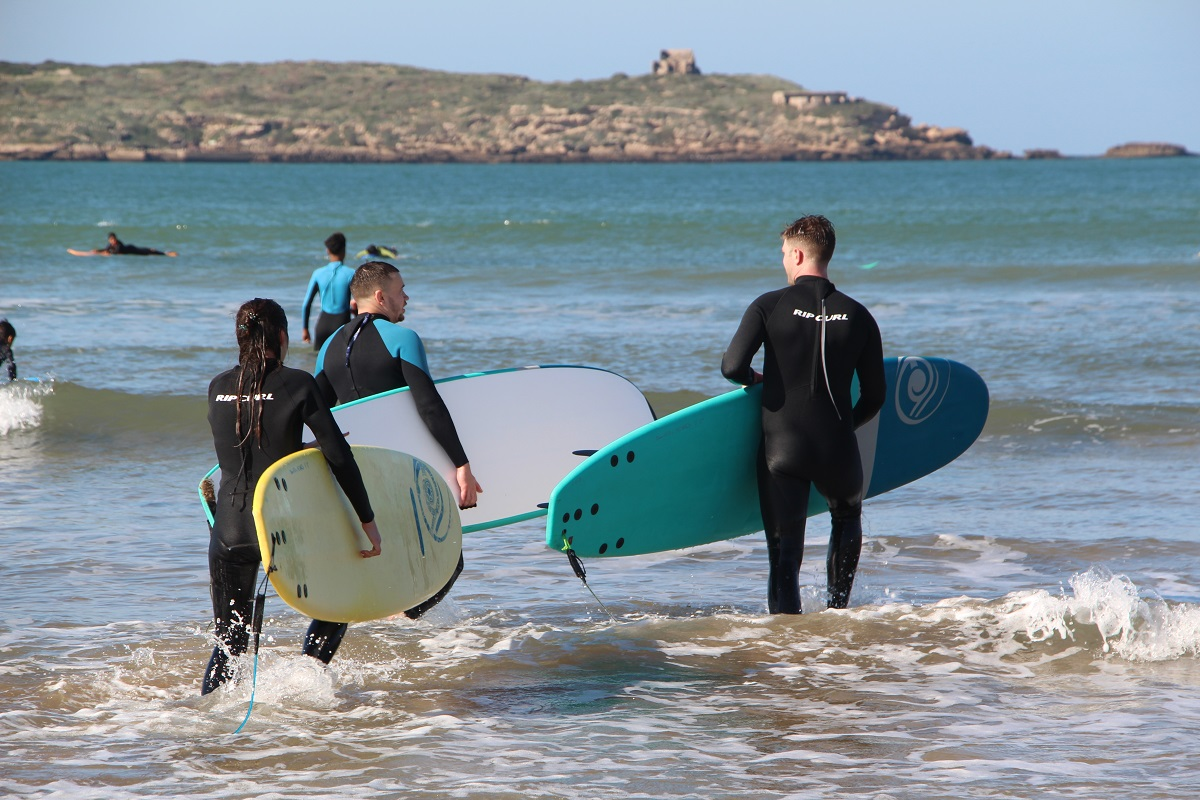 kitesurf and surf school in essaouira morocco